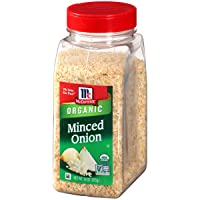 Deals on McCormick Minced Onion 10.3oz