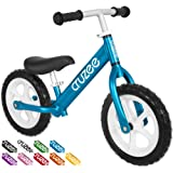Cruzee UltraLite Balance Bike (4.4 lbs) for Ages 1.5 to 5 Years