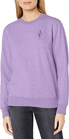 Skechers Women's Diamond Crew Fleece Sweatshirt