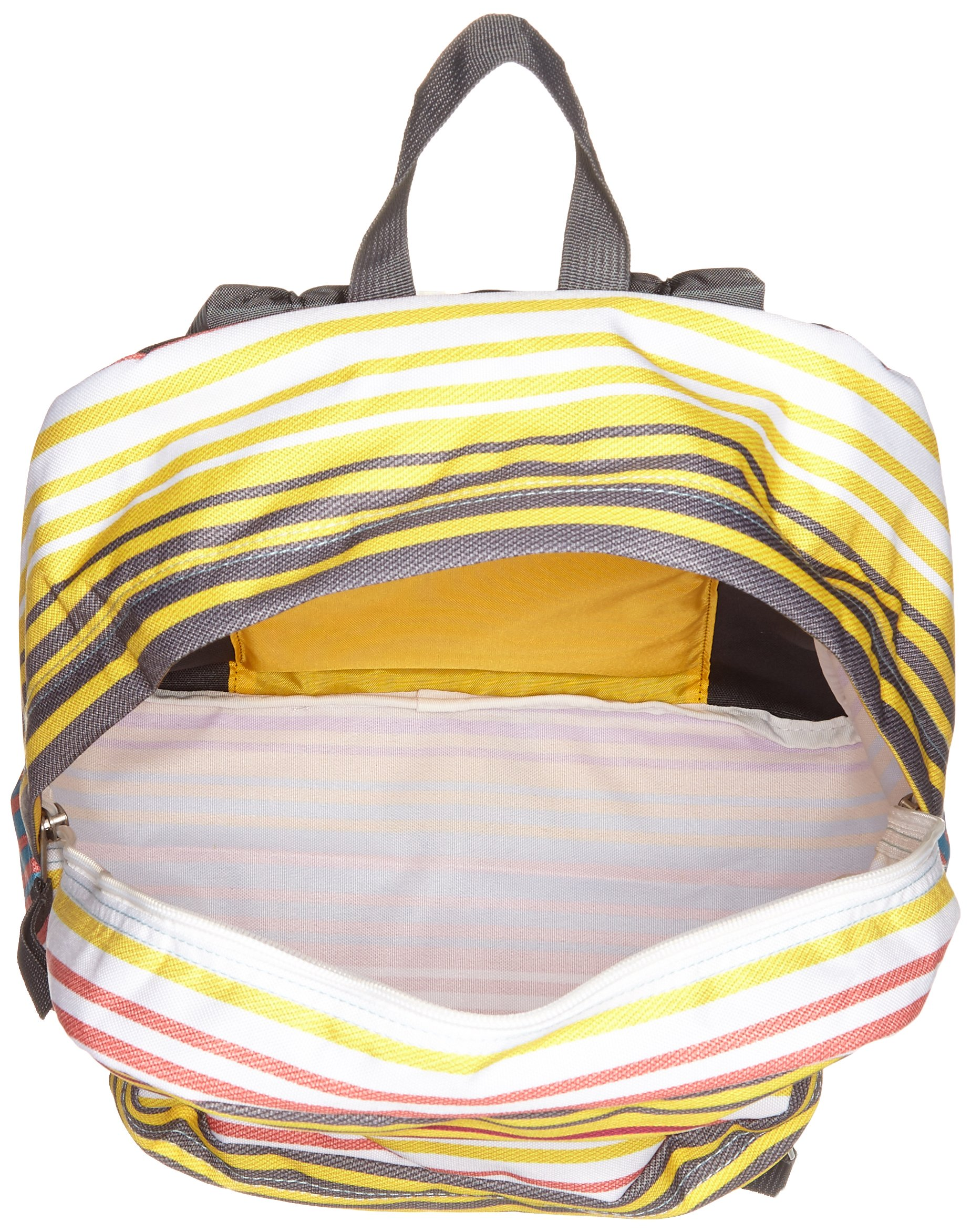 JanSport Classic SuperBreak Backpack, Multi Sunset Stripe by JanSport (Image #3)
