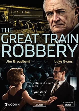 amazon com the great train robbery luke evans paul anderson