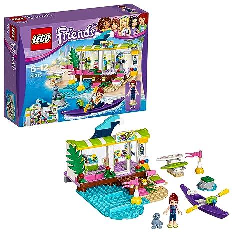 LEGO Friends 41315 - Heartlake Surfladen
