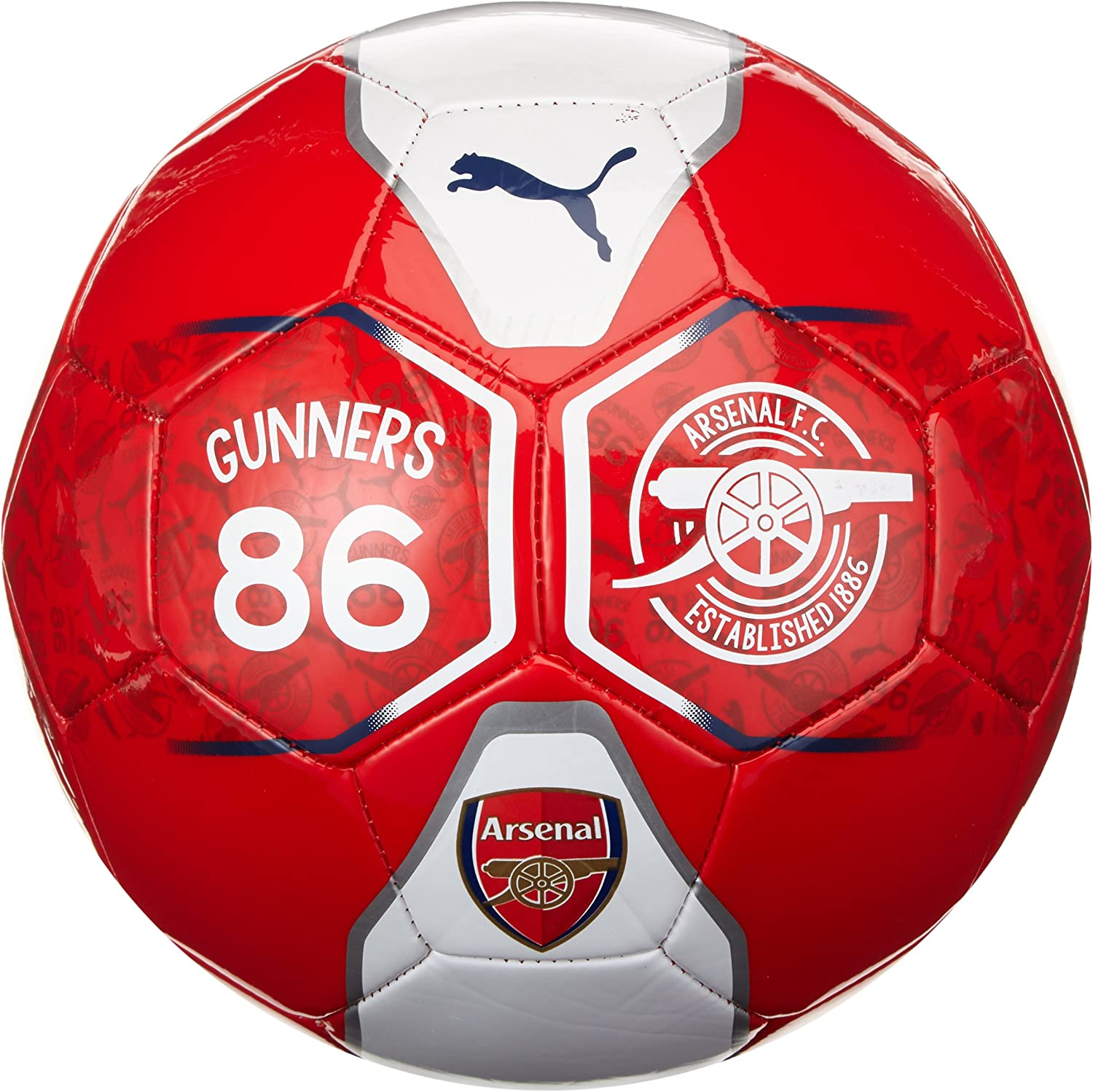 Balon Puma FC Arsenal Fan: Amazon.es: Deportes y aire libre
