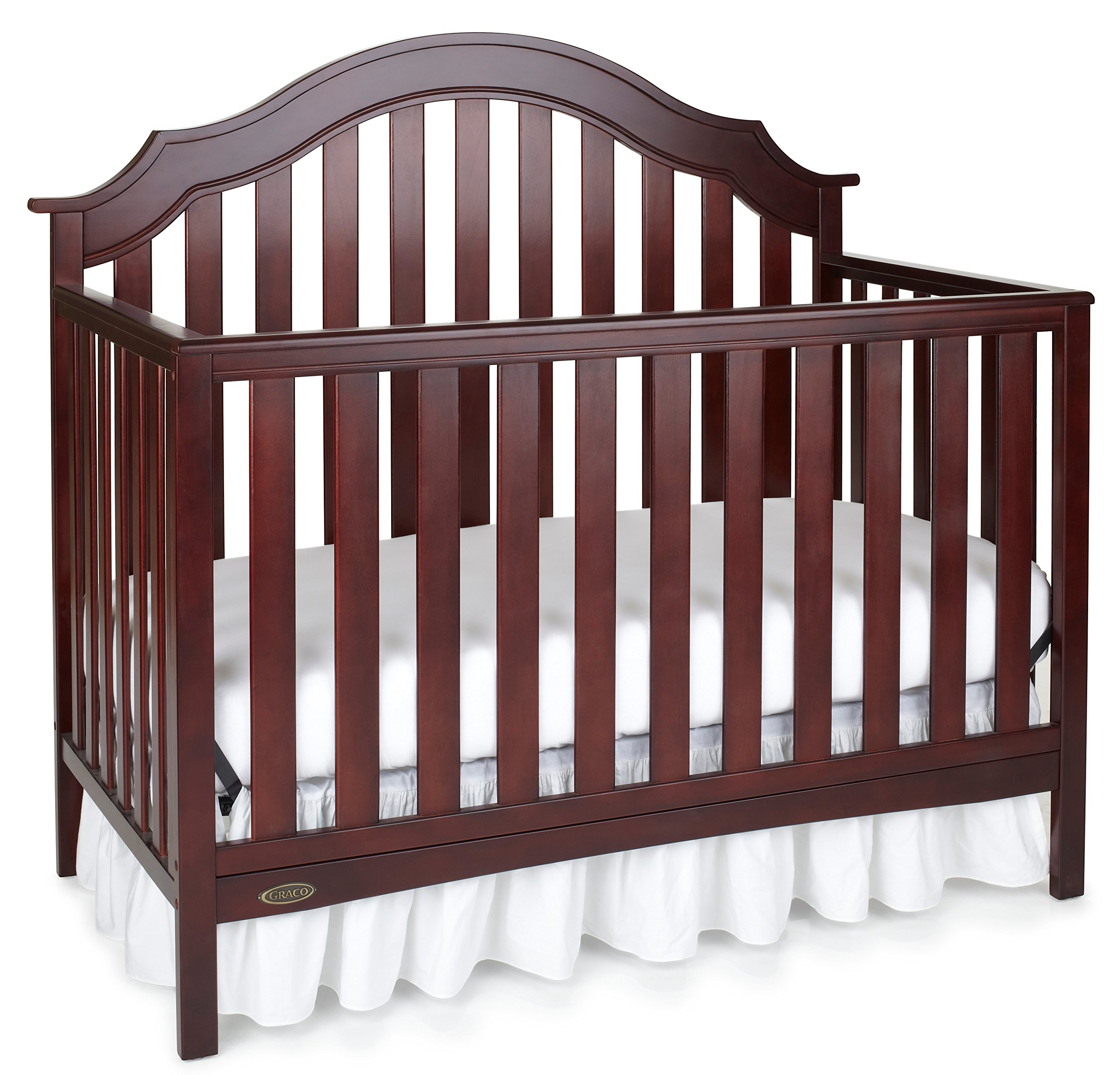 Graco Addison Convertible Crib, Cherry