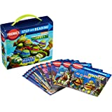 Phonics Power! (Teenage Mutant Ninja Turtles) (Teenage Mutant Ninja Turtles: Step into Reading: Phonics)