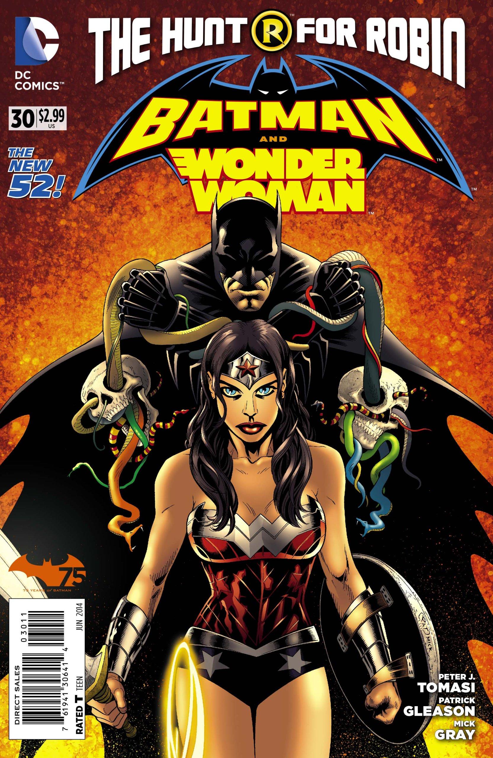 Download Batman and Wonder Woman #30 pdf epub