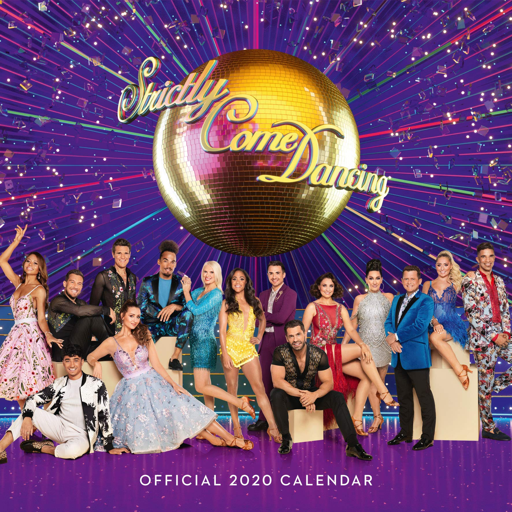 Download Strictly Come Dancing 2020 Background