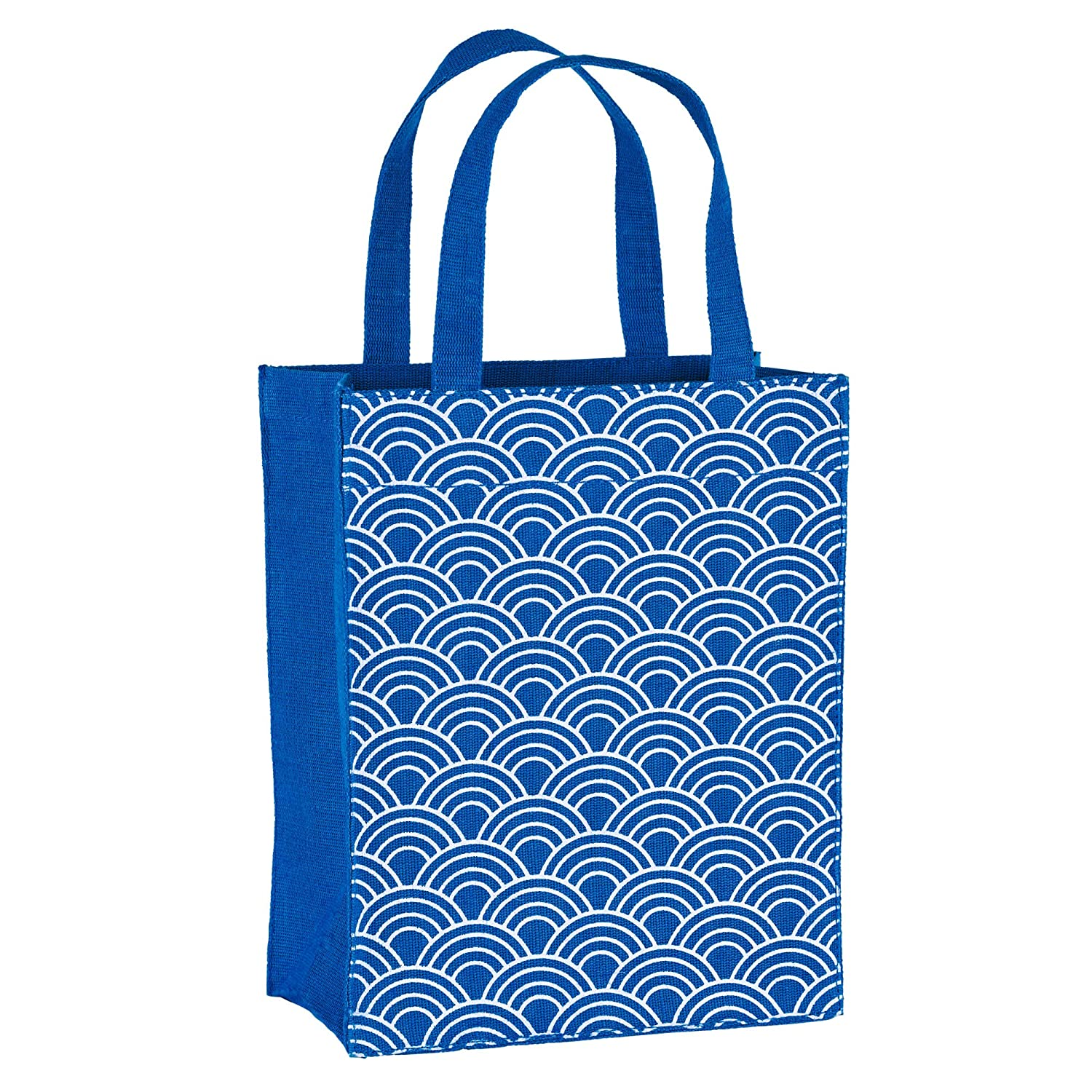 Illumen Reusable Fabric Gift Bags with Handles: Single Fabric Bag: Unique Small and Eco Friendly