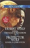 Desert Wolf & Protector Wolf (Harlequin Nocturne)