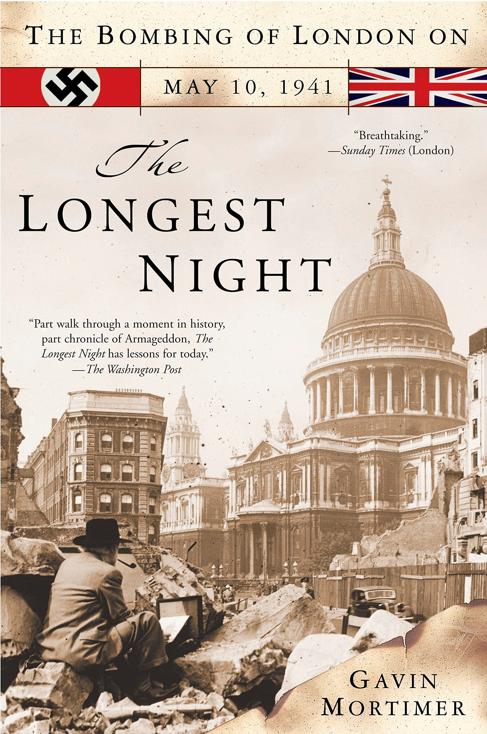 Read Online The Longest Night: The Bombing of London on May 10, 1941 pdf epub