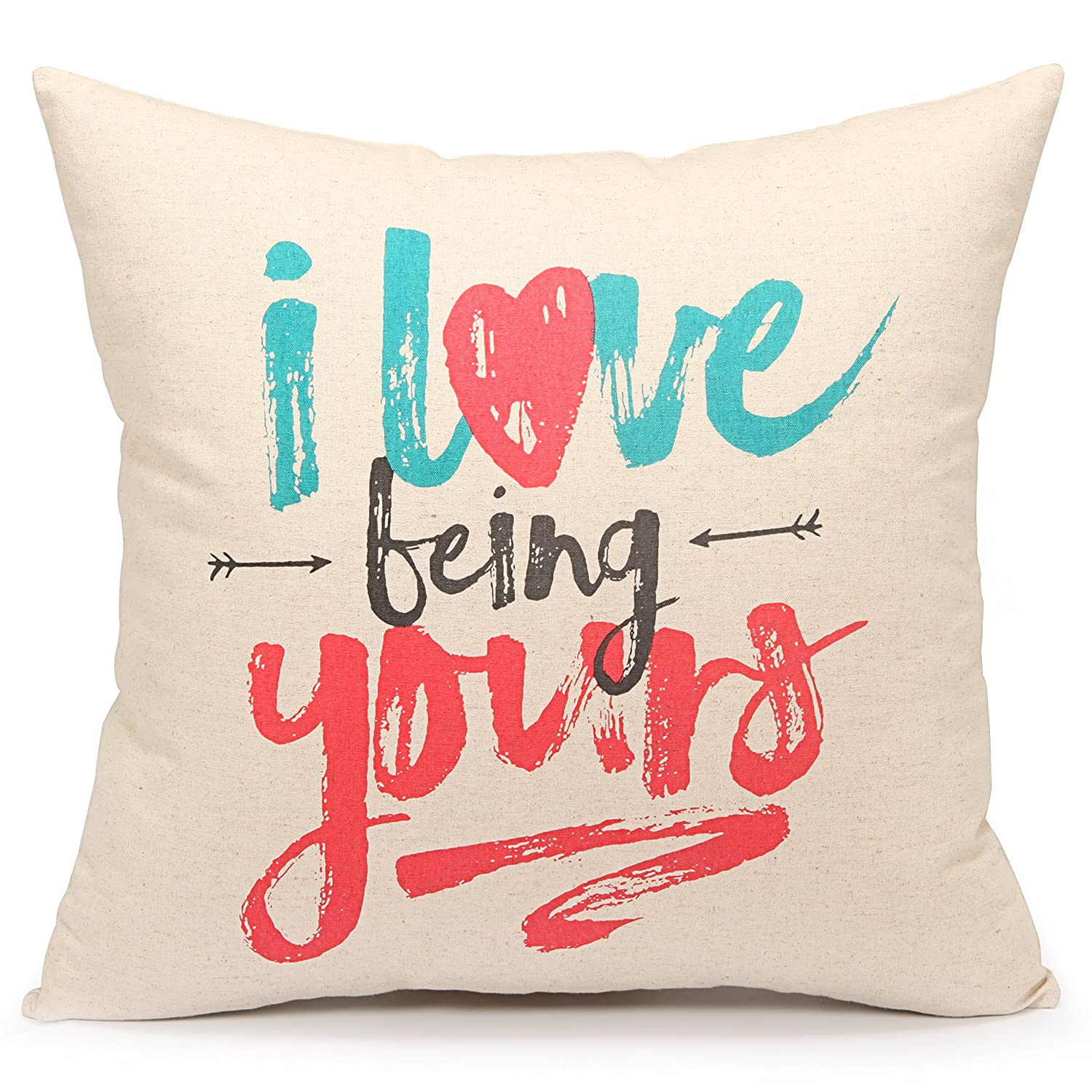 Valentines Day Love Quotes Pillow Covers Valentine s Day Wikii