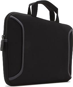 """Case Logic LNEO-12 12.1"""" Chromebook/Surface 3 Sleeve (Black)"""