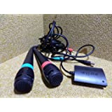PS2 Sony Microfoni Wired