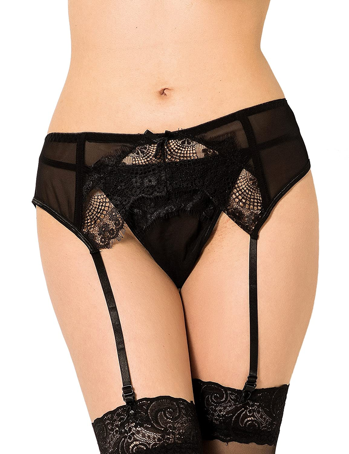 1832259f21f Top 10 wholesale Black Satin Garter Belt - Chinabrands.com