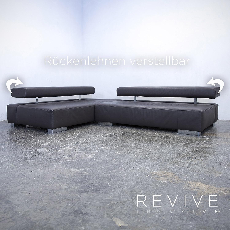 Wunderschön Sofa Mit Verstellbarer Rückenlehne Sammlung Von Conceptreview: Brühl & Sippold Designer Leder Ecksofa
