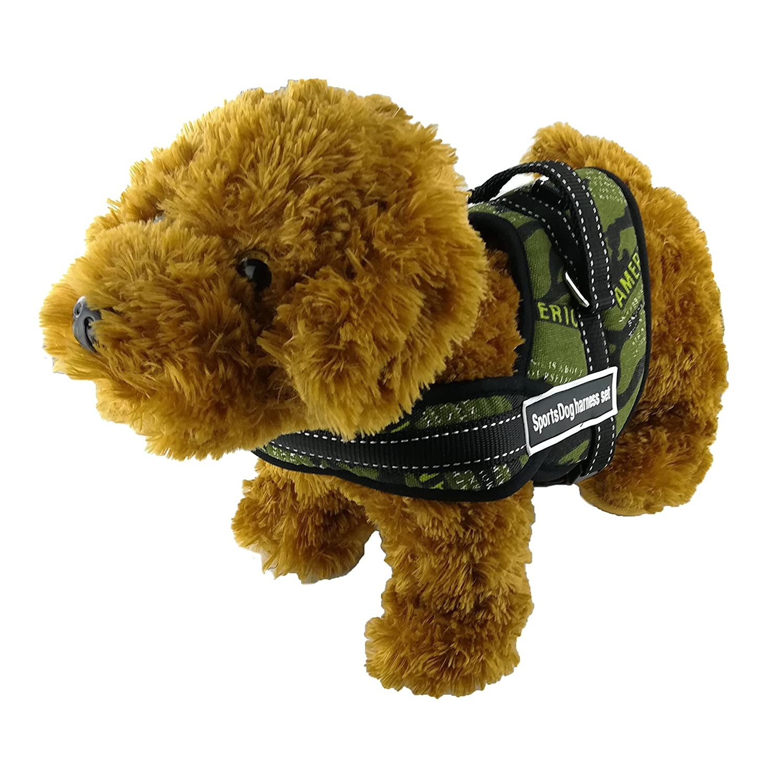 Newtensina Arnés de perro de moda Arnés de perros transpirable de ...