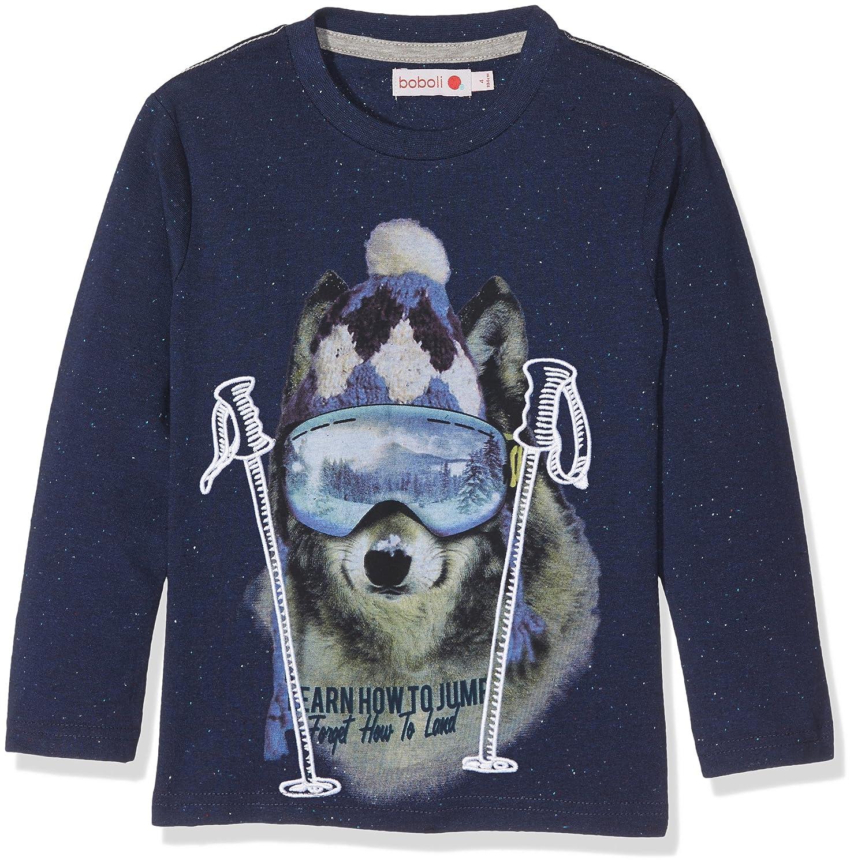 Boboli Jungen T-Shirt Knit for Boy Bóboli 524135