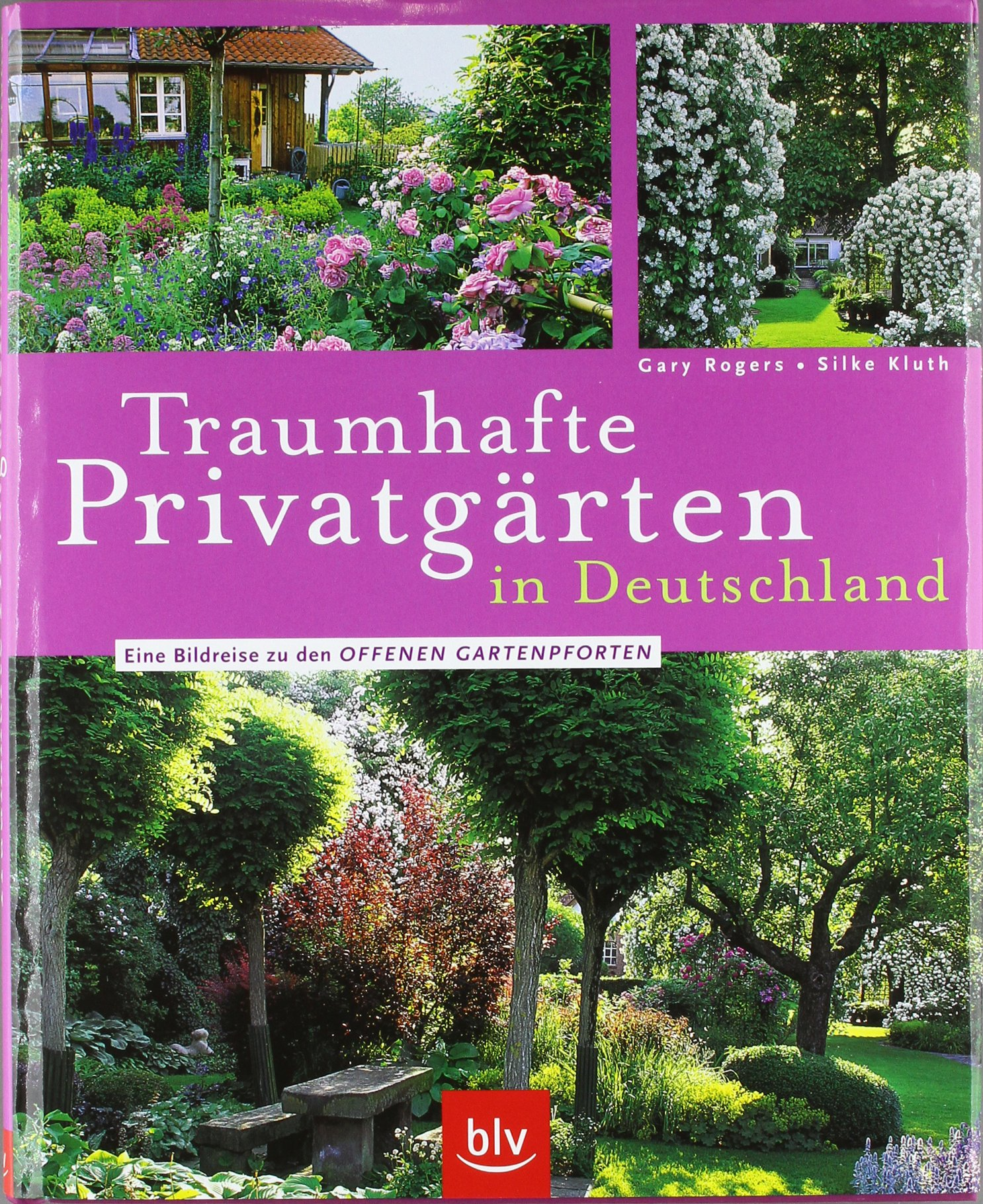 Traumhafte Privatgärten in Deutschland: Eine Bildreise zu den Offenen Gartenpforten