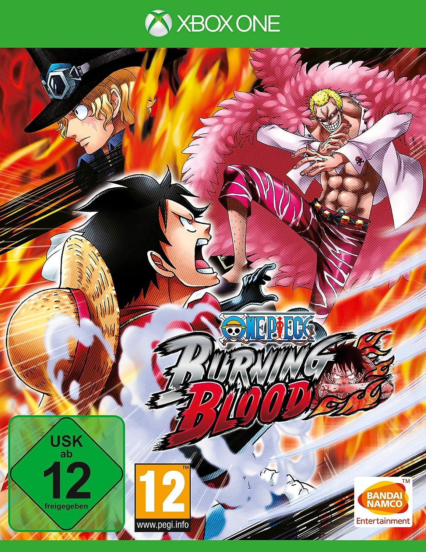 One Piece Burning Blood [Importación Alemana]: xbox one: Amazon.es ...