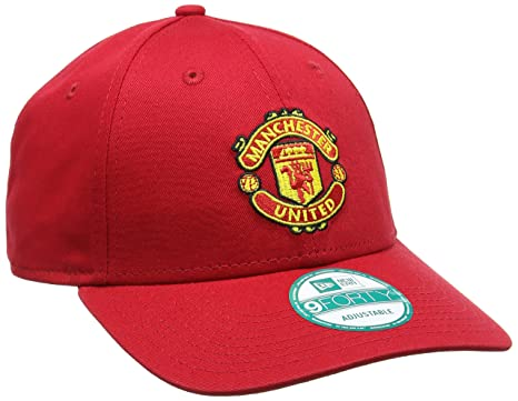 24a27a334 New Era 9FORTY Manchester United Cap - Red