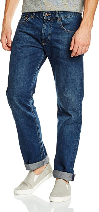 a4fcf238c037b Pedro del Hierro Men s Jeans - Blue - 38 40  Amazon.co.uk  Clothing