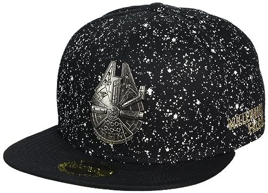Meroncourt Unisex The Force Awakens Millennium Falcon Snapback Baseball Cap Star Wars aGjPuE90tm