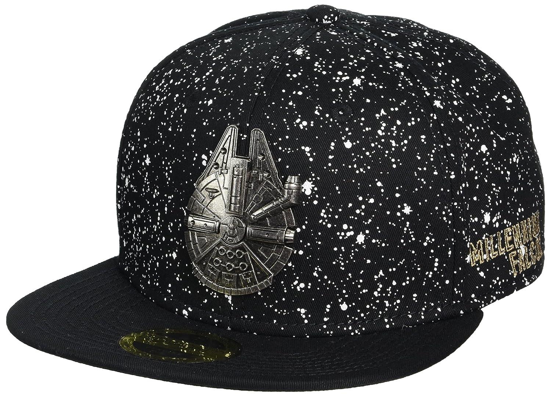 Official Star Wars The Force Awakens Millennium Falcon Snapback Cap - One Size BIO-SB197609STW