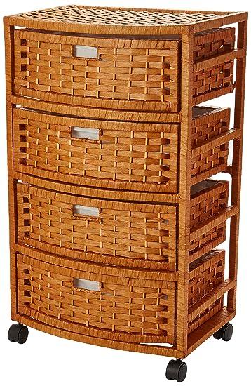 fiber furniture. Oriental Furniture 29\u0026quot; Natural Fiber Chest Of Drawers - Honey