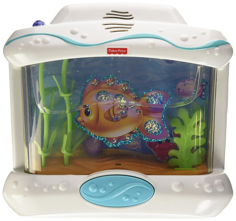 Fisher Price Ocean Wonders Aquarium Amazon Toys & Games