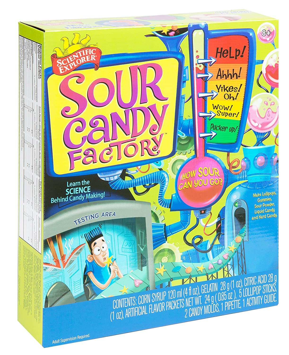 mold hard Adult candy