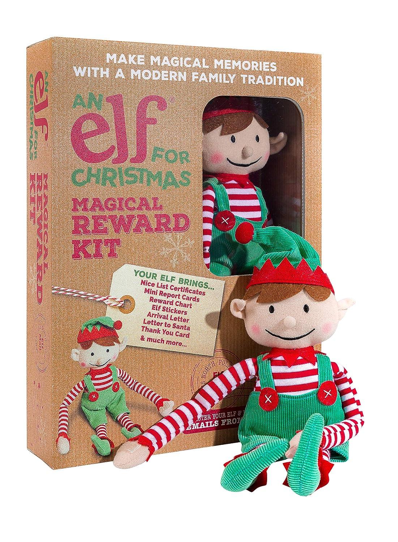 An Elf For Christmas Un Elfo para Navidad ELF001 Chico Magical Reward Kit Big Little Toys Ltd.