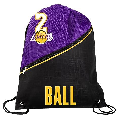 c490109d59 Amazon.com   FOCO Los Angeles Lakers Official High End Diagonal ...