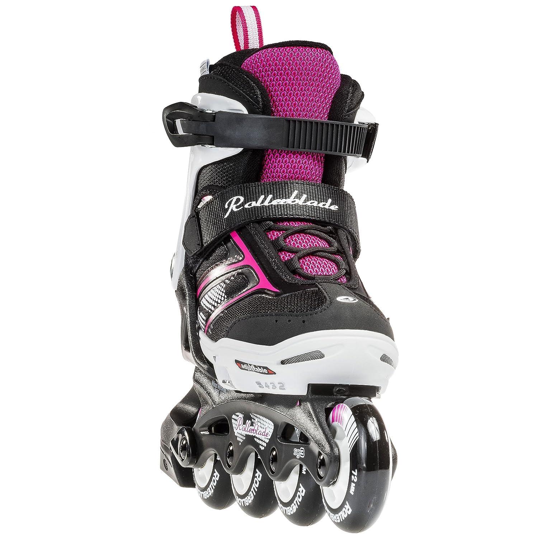 7d447860950 Amazon.com : Rollerblade Girls Spitfire JR XTG Kids Skate : Sports &  Outdoors