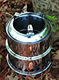 SilverFire Scout Backpack Bug Out Bag Gasifier Twig Stove