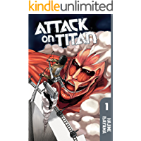 Attack on Titan Vol. 1 book cover