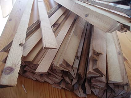 Pine Floor Filling Slivers Samples - BUY SAMPLES AND GET 5% OFF YOUR FULL  PACK OF SLIVERS