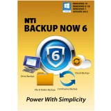 NTI Backup Now 6 (1-PC). Image, Email Backup. Continuous, Incremental & Remote Backup. [Download]