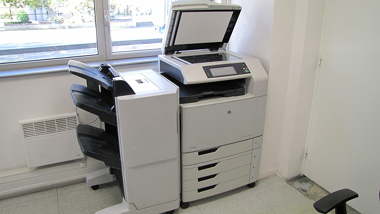 HP Laserjet Impresora Multifuncional HP Color Laserjet CM6040 ...