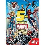 5-Minute Marvel Stories: 4 Stories in 1! (5-Minute Stories)