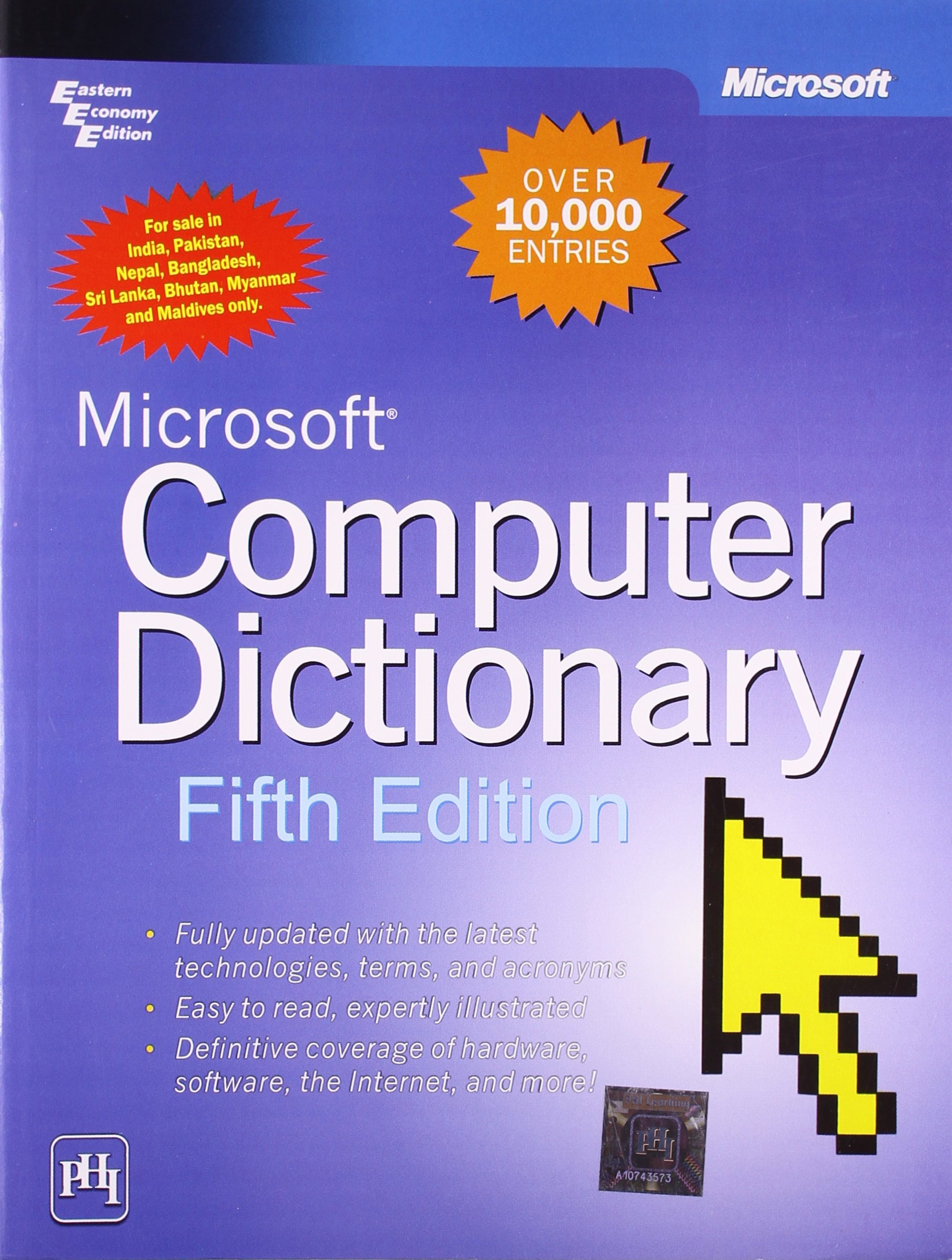 Computer Dictionary Book