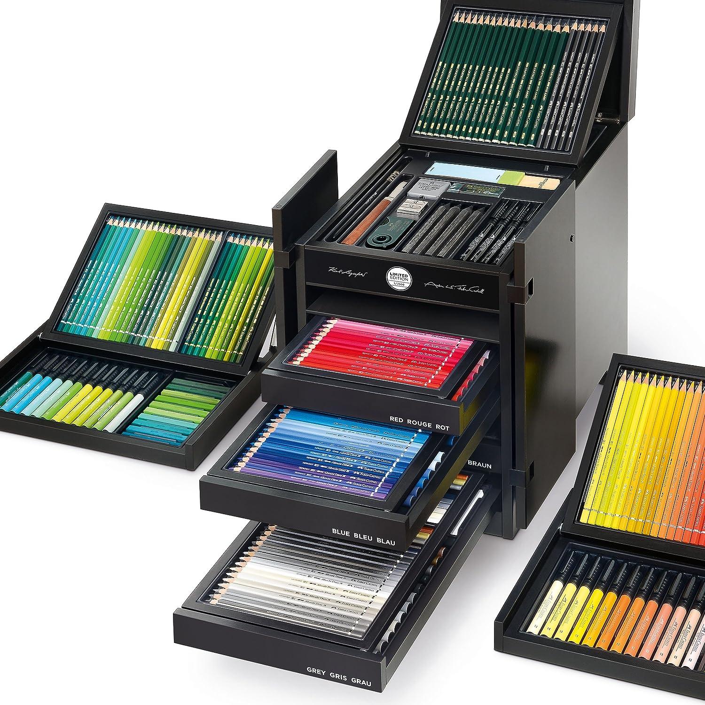 Faber-Castell Karl Box Limited Edition 110051 - Caja de coleccionista: Amazon.es: Hogar