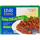 HMR Entree Turkey Chili with Beans, 8 oz. serving (5 Count)