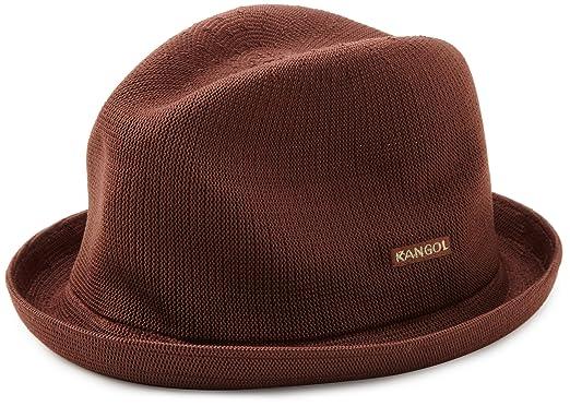 787efab109e Amazon.com  Kangol Little Boys  Kids Tropic Player Hat  Fedoras  Clothing