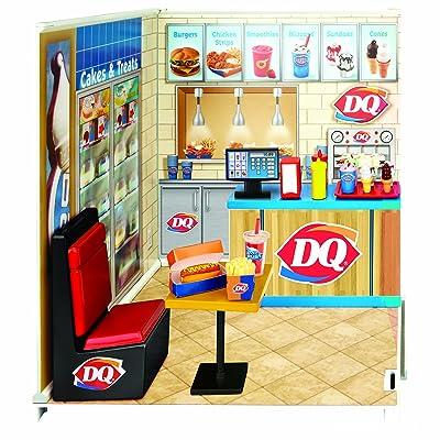 miWorld Dairy Queen Restaurant Starter Set: Toys & Games