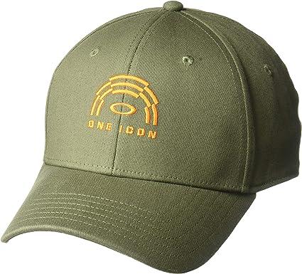 Oakley - Gorra con Logotipo Curvado de 6 Paneles, para Hombre ...