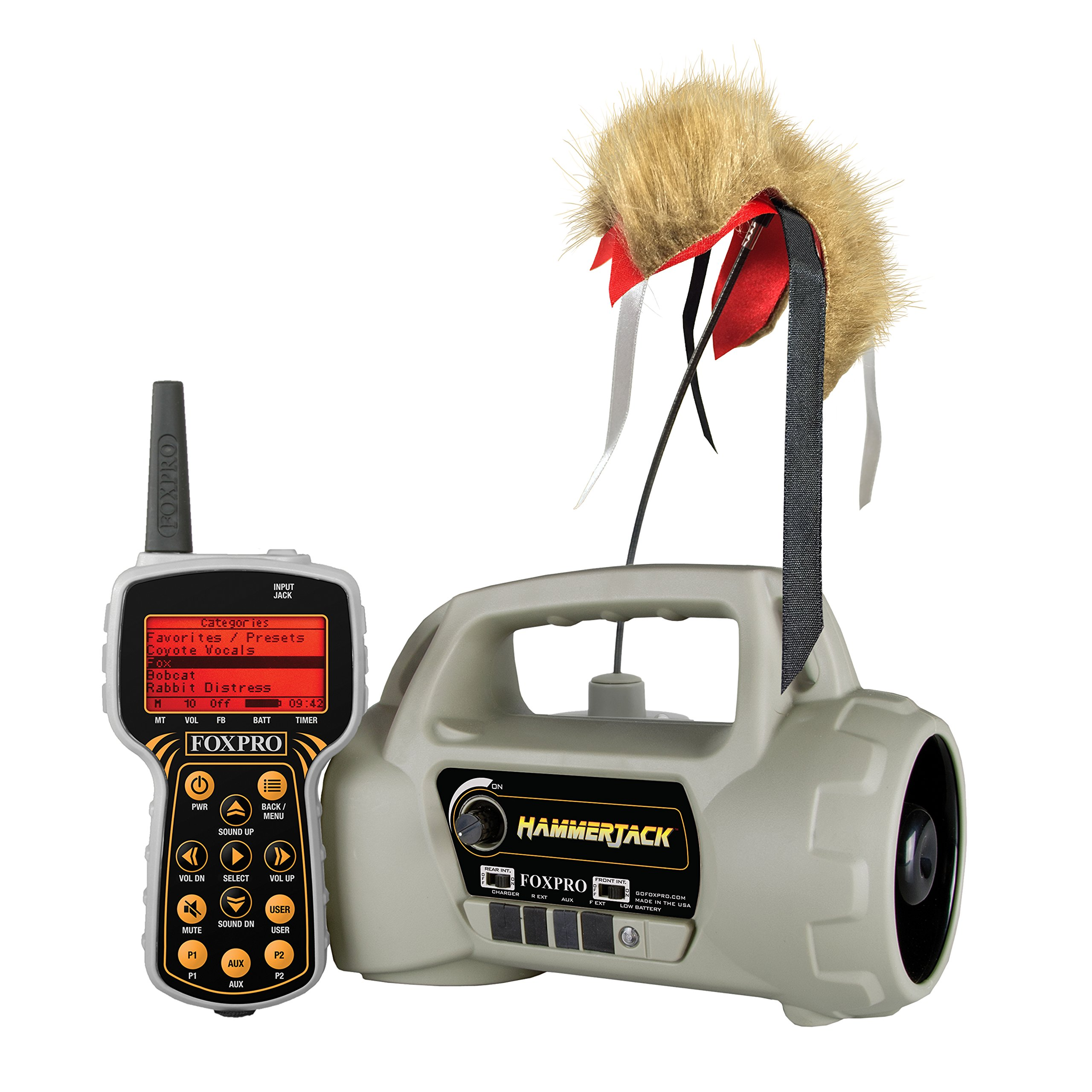 FOXPRO HammerJack American Made Electronic Predator Call by FOXPRO