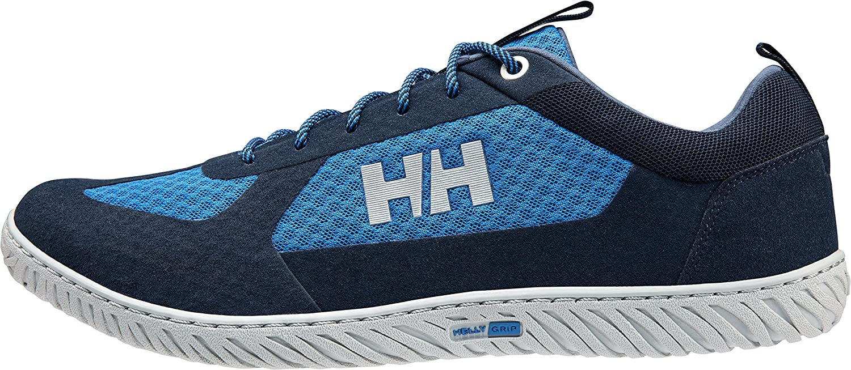 Helly Hansen Santiago L.20, Mocasines para Hombre 44.5 EU Azul (Navy/Bluewater/Vintage 597)
