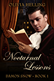 Nocturnal Lessons: A Gay Historical Fantasy (Damon Snow #1)