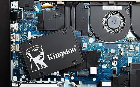 Kingston KC600 SSD SKC600/512G - Disco Duro Sólido Interno 2.5 ...