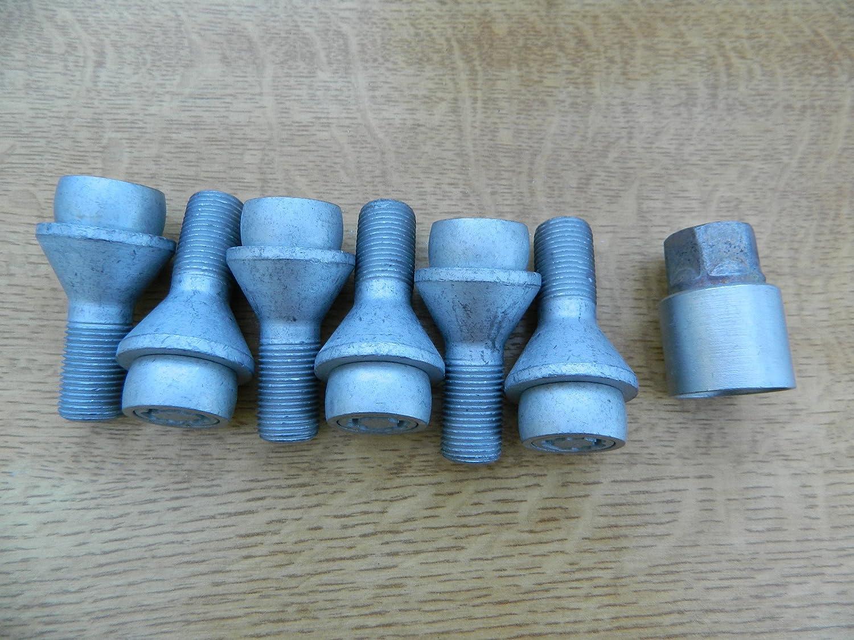 milenco locking wheel nuts